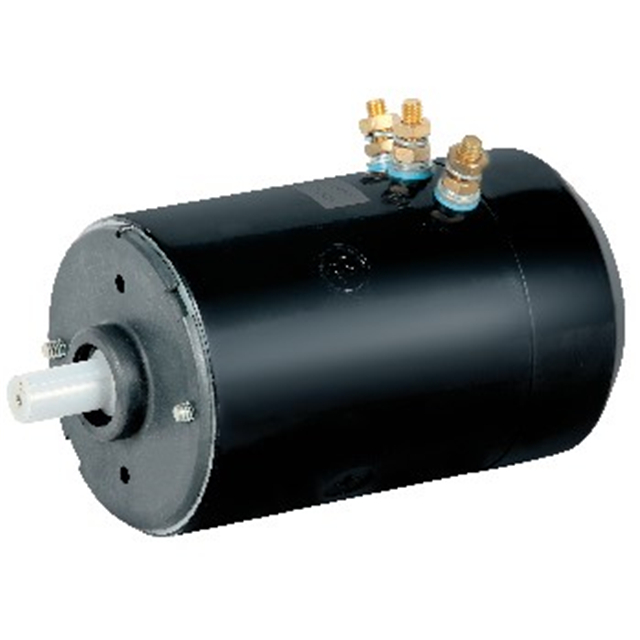 DC Motor 24V 1.0KW 3300RPM for anchor gera, Windlasses, Winch