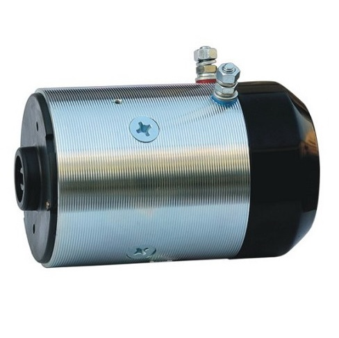 DC Motor12V 1.6KW 2600RPM for Hydraulic Power Unit Pack Forklift liftgate tail lift Lift platform