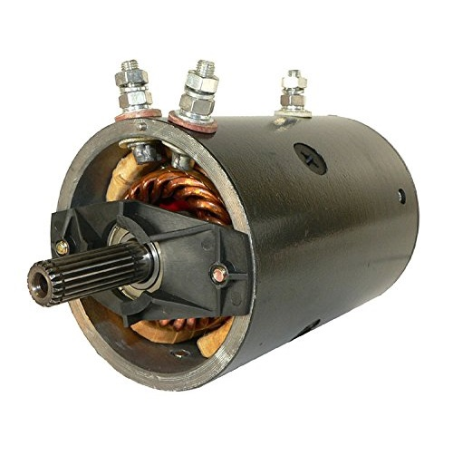 12V DC Winch Motor for WARN 20 Spline HEAVY DUTY LESTER 10746 W8923, W-8923D MRVB4