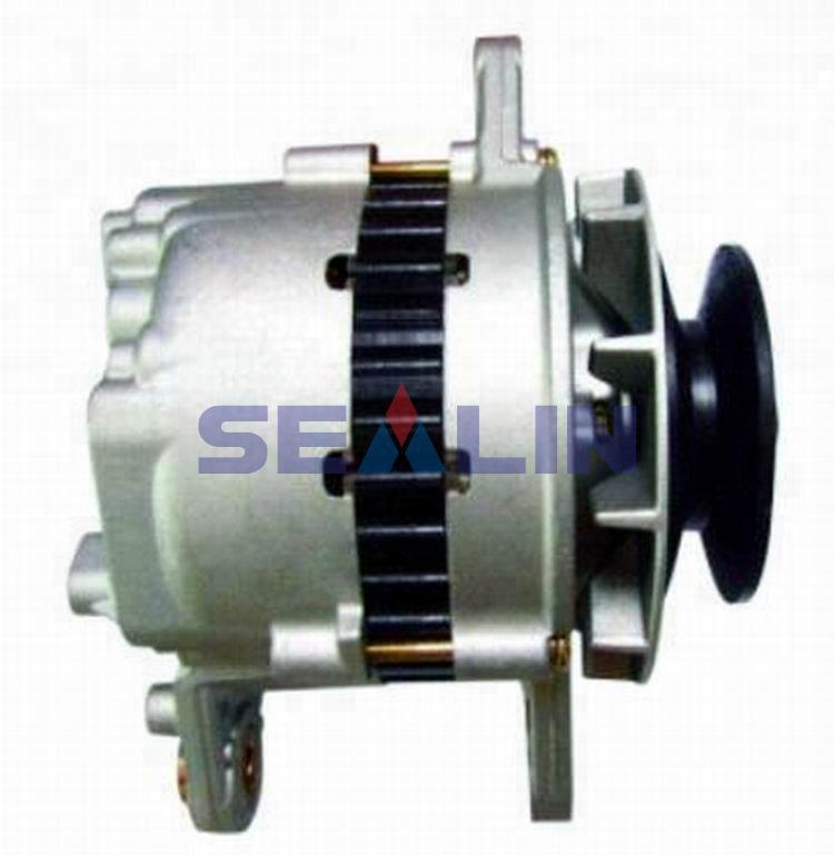 china Mitsubishi 8DC9 Engine Alternator A4T66085 A004T40389 ... on renault engine diagram, to record from performance reproduction diagram, voltage regulator wiring diagram, 3 wire alternator diagram,