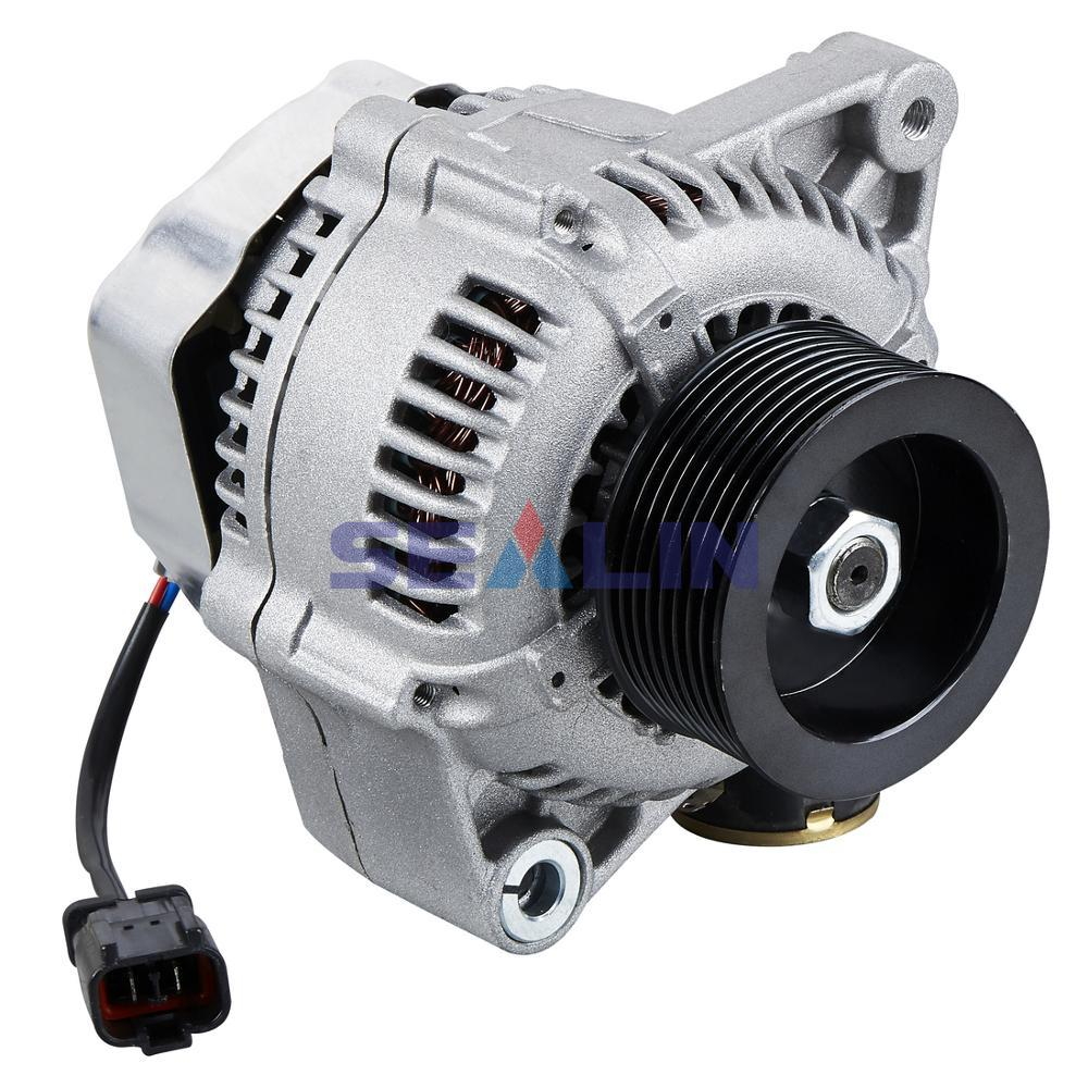 china KOMATSU PC200-7 Excavator Alternator 6008616410