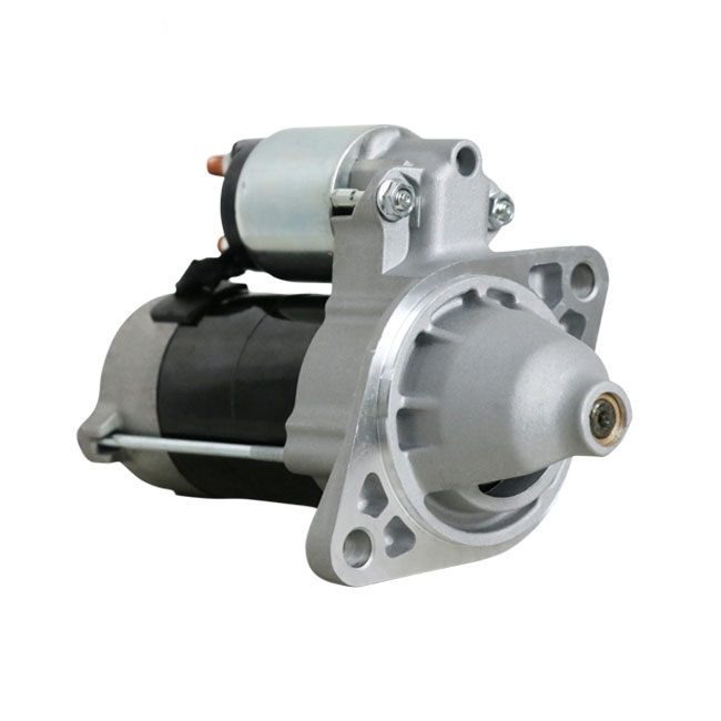 Starter Motor Fits YANMAR 3TNV70 3TNV76 4280001590 4280001591 st Dispatch 14V starter kit 428000-1590 428000-1591 428000-2100 119515-77010 - 副本