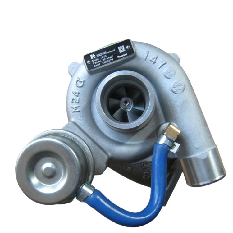 Turbocharger GT2049S 754111-0007 2674A421 fit GARRETT turbo charger for Perkins Industrial Set 1103A diesel engine